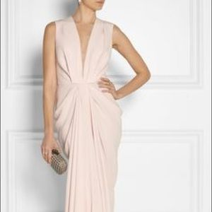 THAKOON Light Pink Gown